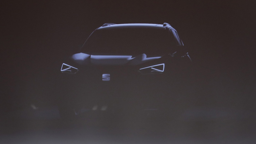 SEAT Midsize SUV Teased Ahead Of 2018 Launch