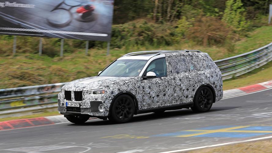 BMW X7 konsepti Frankfurt'ta tanıtılacak