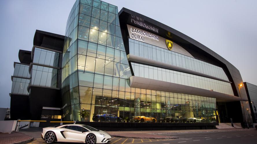 Maior concessionária da Lamborghini no mundo é inaugurada em Dubai