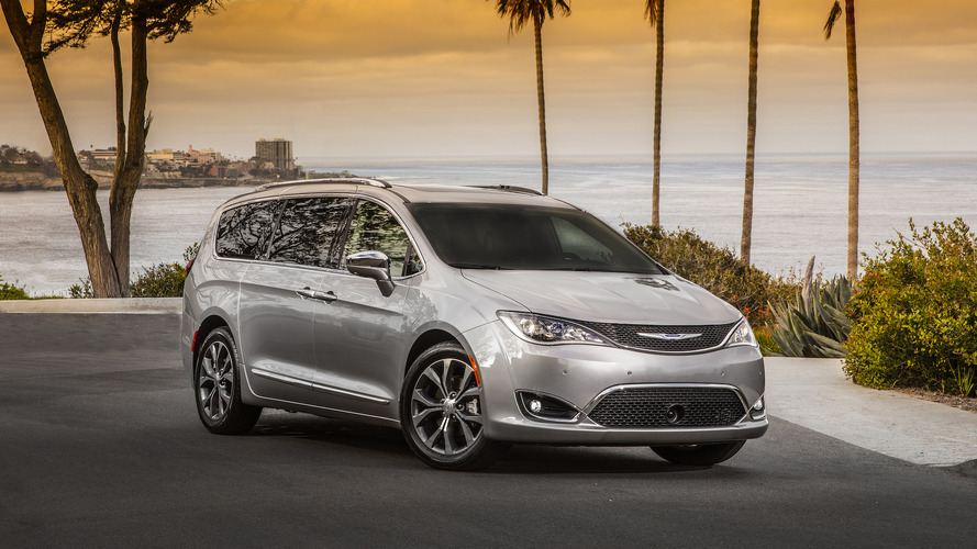 Chrysler Pacifica Updated With Touring Plus Package