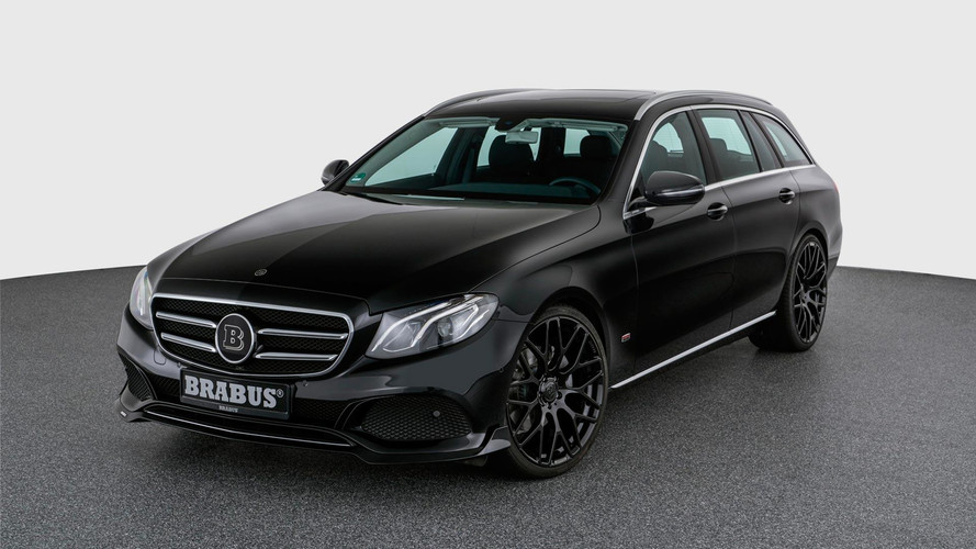 Brabus Introduces Mercedes E-Class Wagon Entry-Level Tuning