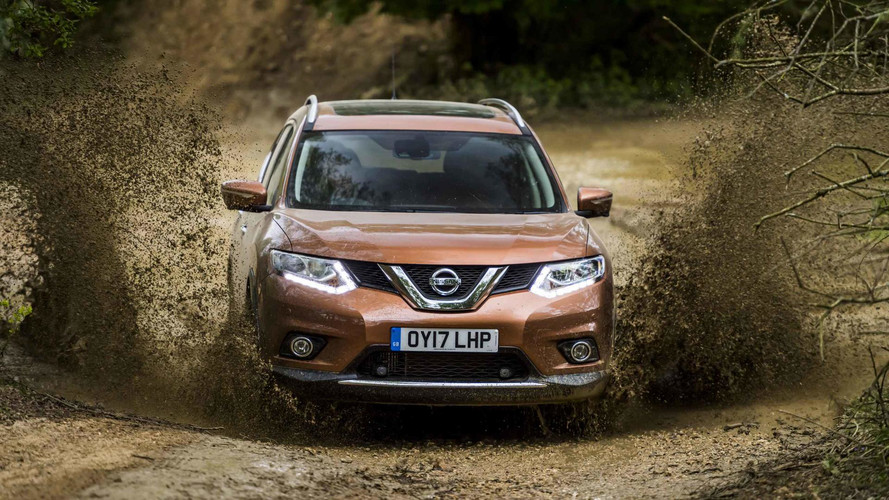 2017 Nissan X-Trail 2.0 dCi 177 First Drive: Big SUV Falls Short