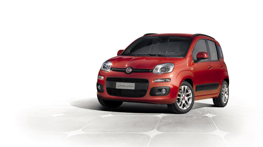 Slow demand forces Fiat to temporarily suspend Panda production