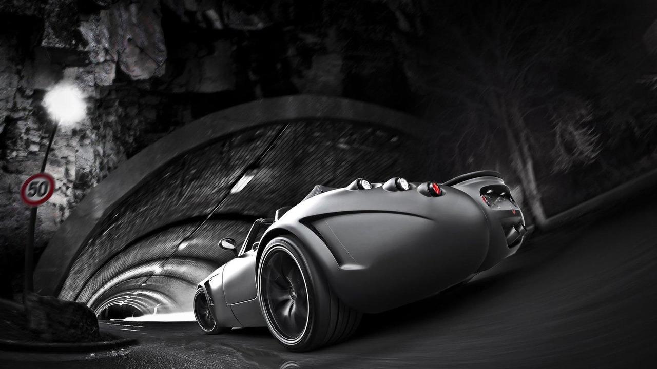 Wiesmann MF5 V10 Black Bat 11.11.2011