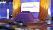 2012 Subaru XV live in Frankfurt 13.09.2011
