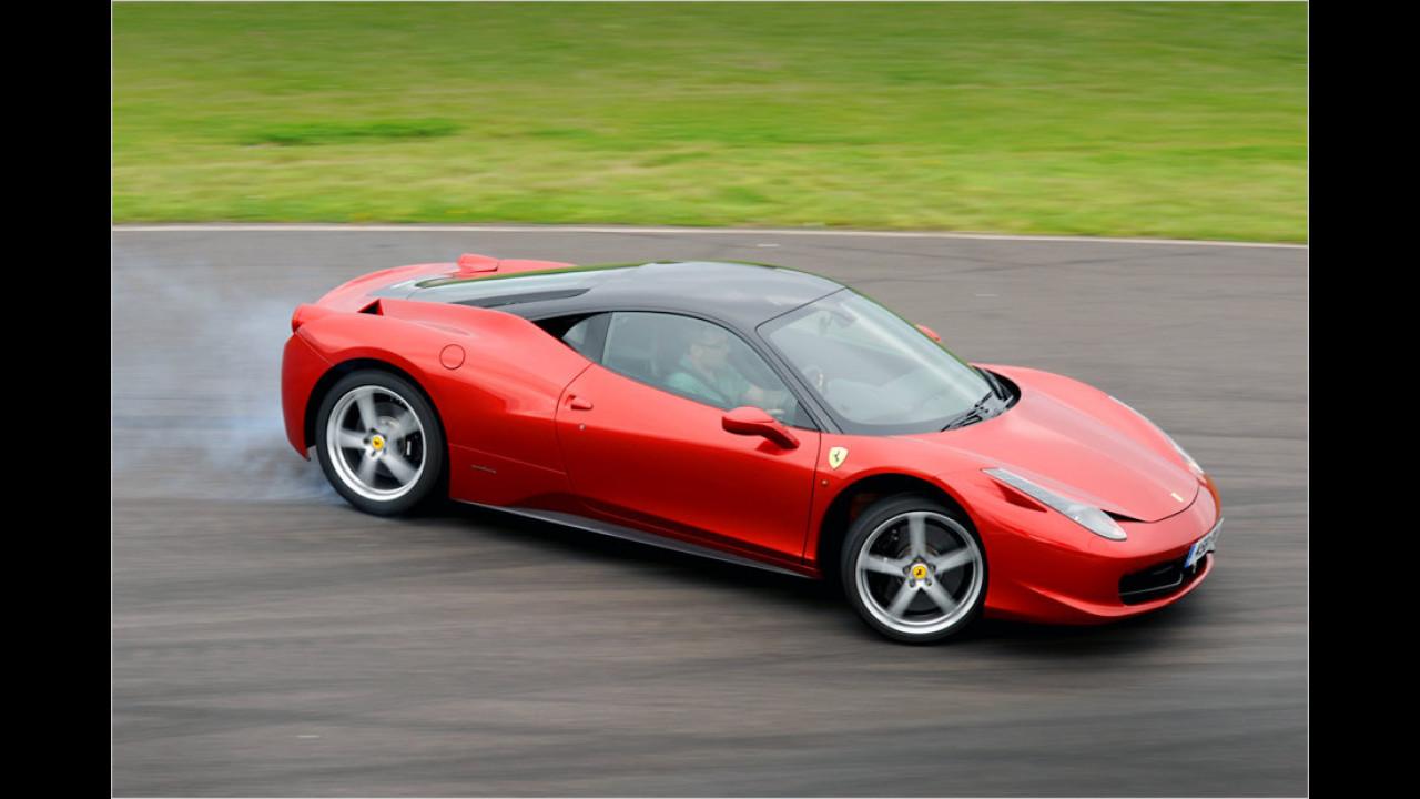 Ferrari 458 Italia: Fast and Furious 7 (2015)