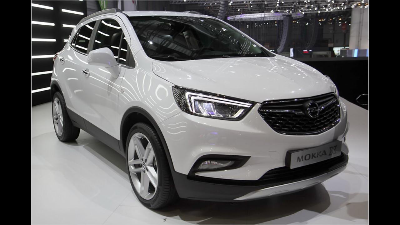 Opel Mokka X