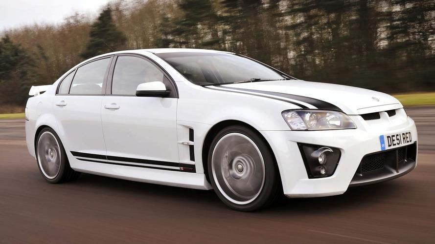 Vauxhall VXR8 Bathurst S Edition packs 560hp Supercharged LS3