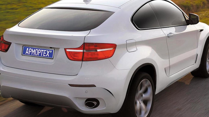 BMW X6 2-door conversion by AmorTech announced