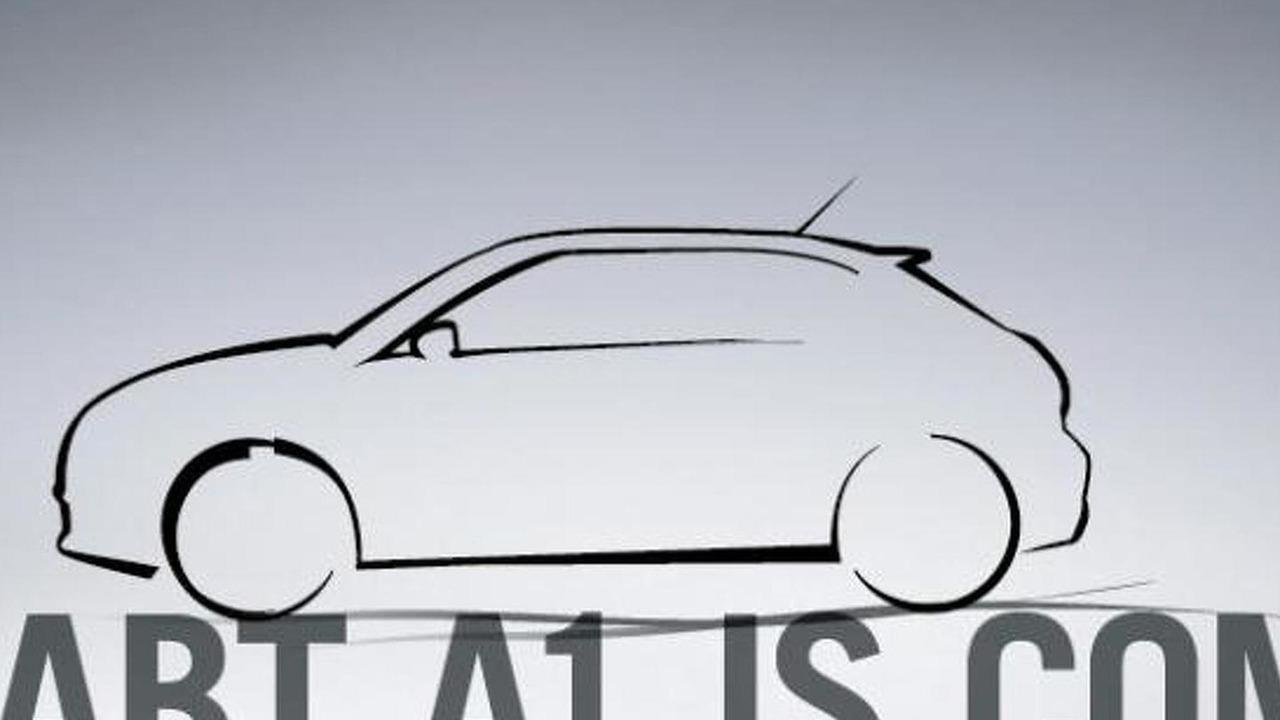 Abt Audi A1 tuning program teaser image, 1325, 09.07.2010