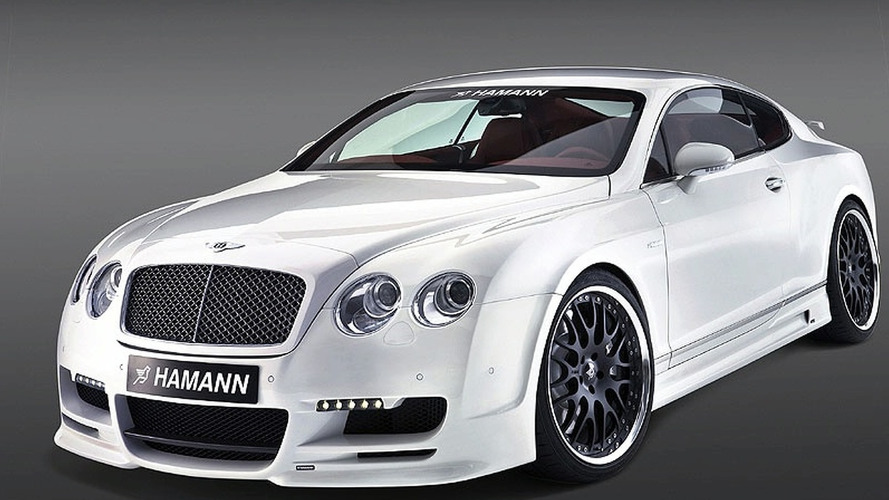 Hamann Release First Images of Bentley Continental GT & GT Speed Performance Upgrades