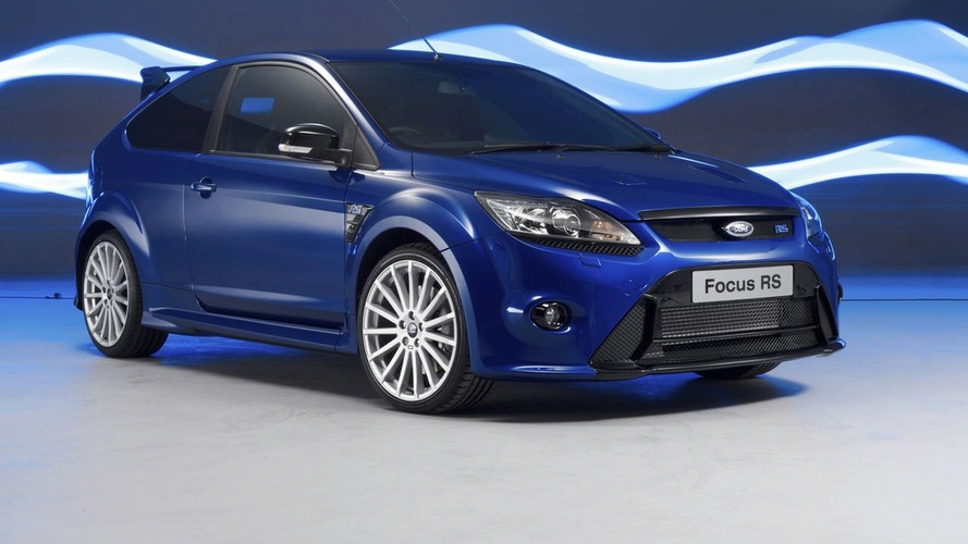 First Ford Focus RS Rolls Off the Production Line in Germany