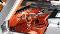 Spyker C8 Alieron World Debut in Geneva