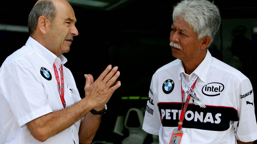 Petronas will not sponsor team in 2010 - boss