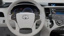 2011 Toyota Sienna World Debut at LA Auto Show