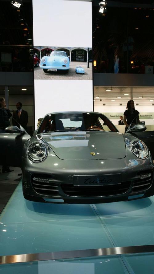 2010 Porsche 911 Turbo Driven, 911 Sport Classic Walk Around [Video]