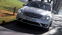 New Mercedes R-Class with AMG package