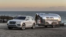 Bentley Bentayga and Bowlus Road Chief