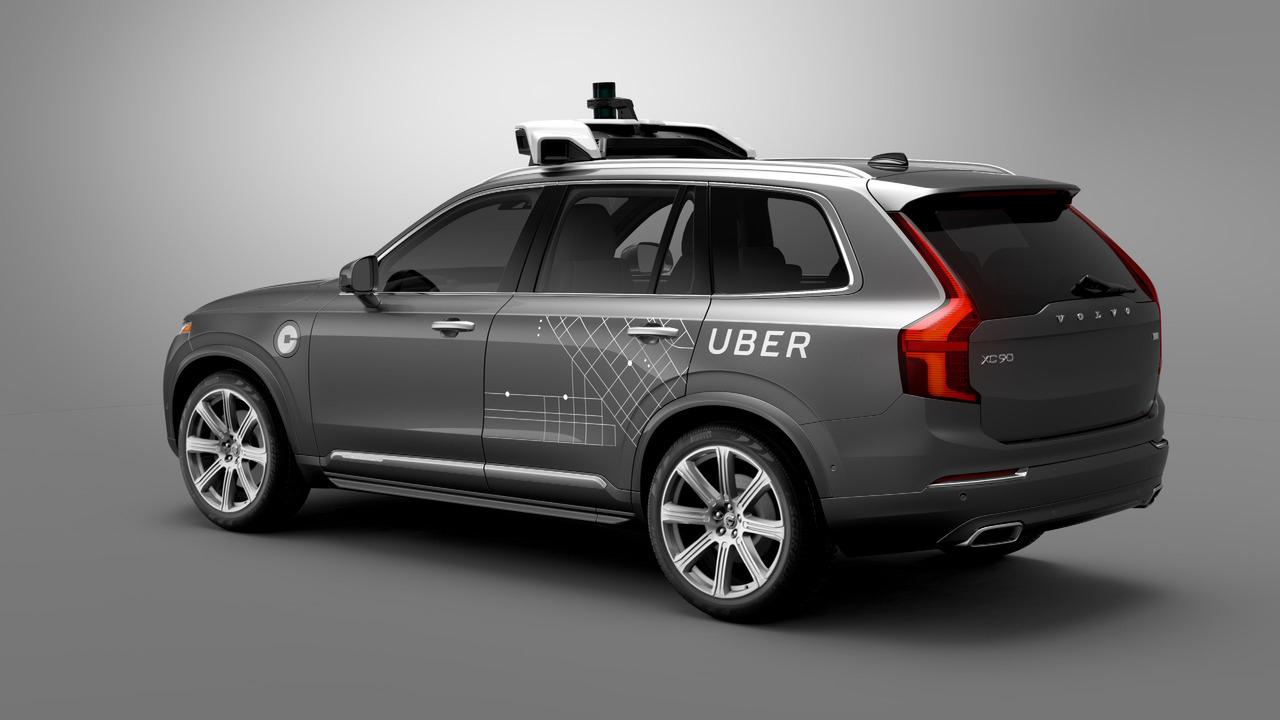 Volvo Uber XC90