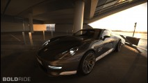 Porsche 921 Concept by Anthony Colard