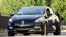 2017 Renault Clio RS16 spy photos