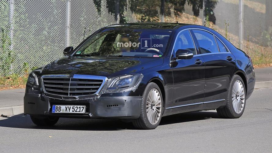 La Mercedes-Benz Classe S Facelift sera dévoilée le mois prochain