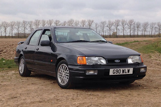 You Can Buy Jeremy Clarkson's Ford Sierra from 'Top Gear'
