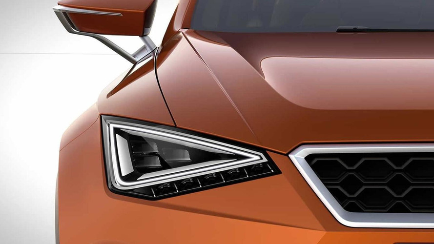 Seat crossover near production concept teased prior to Geneva Motor Show reveal