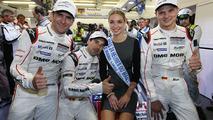 Porsche earns pole position at 2016 24 Hours of Le Mans