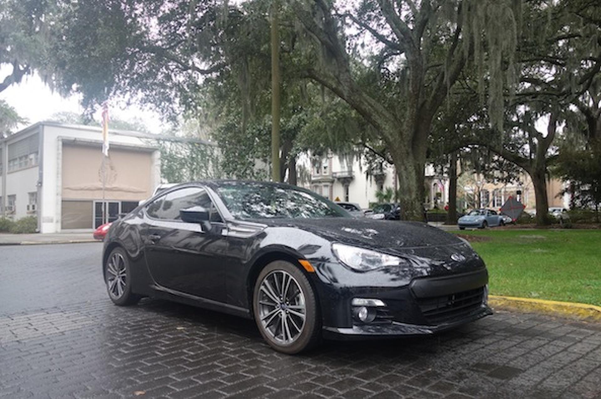 Miami to Savannah In A Subaru BRZ: Bold Drives