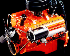 The History of the General Motors Small Block
