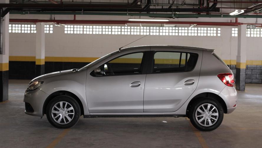 Vídeo Teste - Renault Sandero 1.0 melhora desempenho e consumo