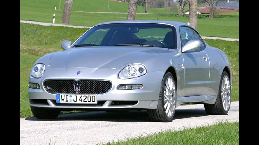 Maserati Gransport: Eine scharfe Prise mehr Sportlichkeit