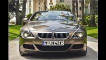 Stark: Das BMW M6 Cabrio