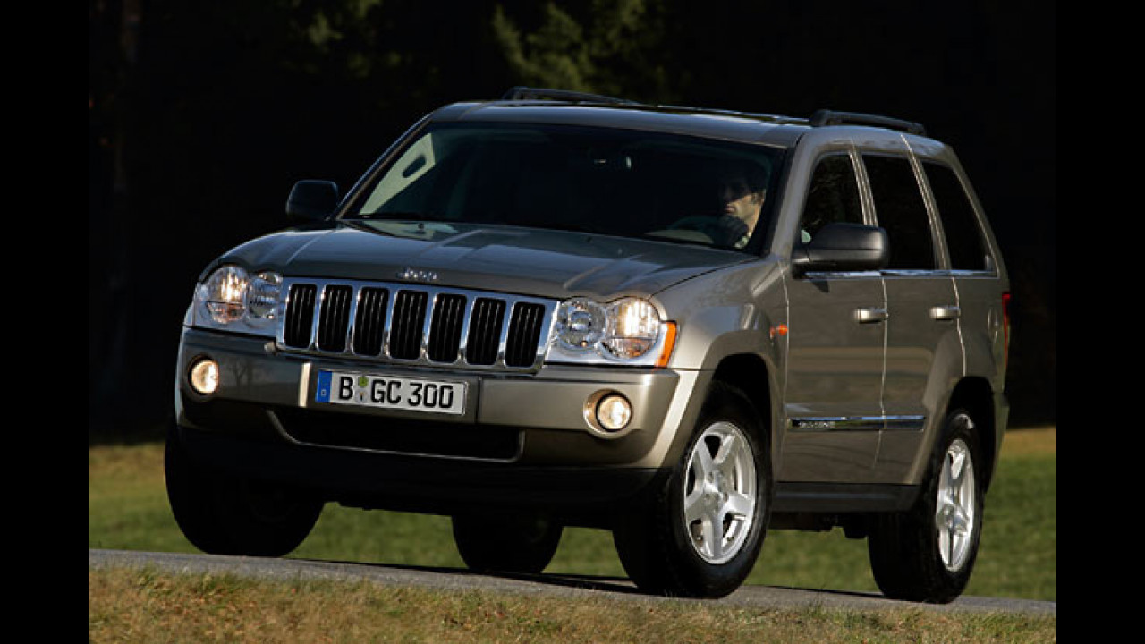 Jeep Grand Cherokee 65th Anniversary Edition