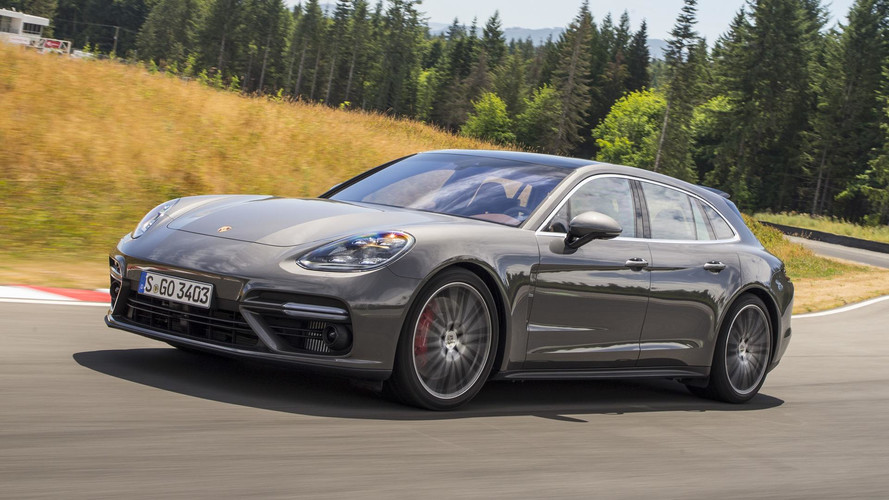 2018 Porsche Panamera Sport Turismo First Drive: What's Not To Love?