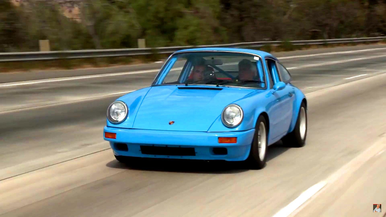 La Workshop 5001 Porsche 911 Jay Leno S Garage Motor1