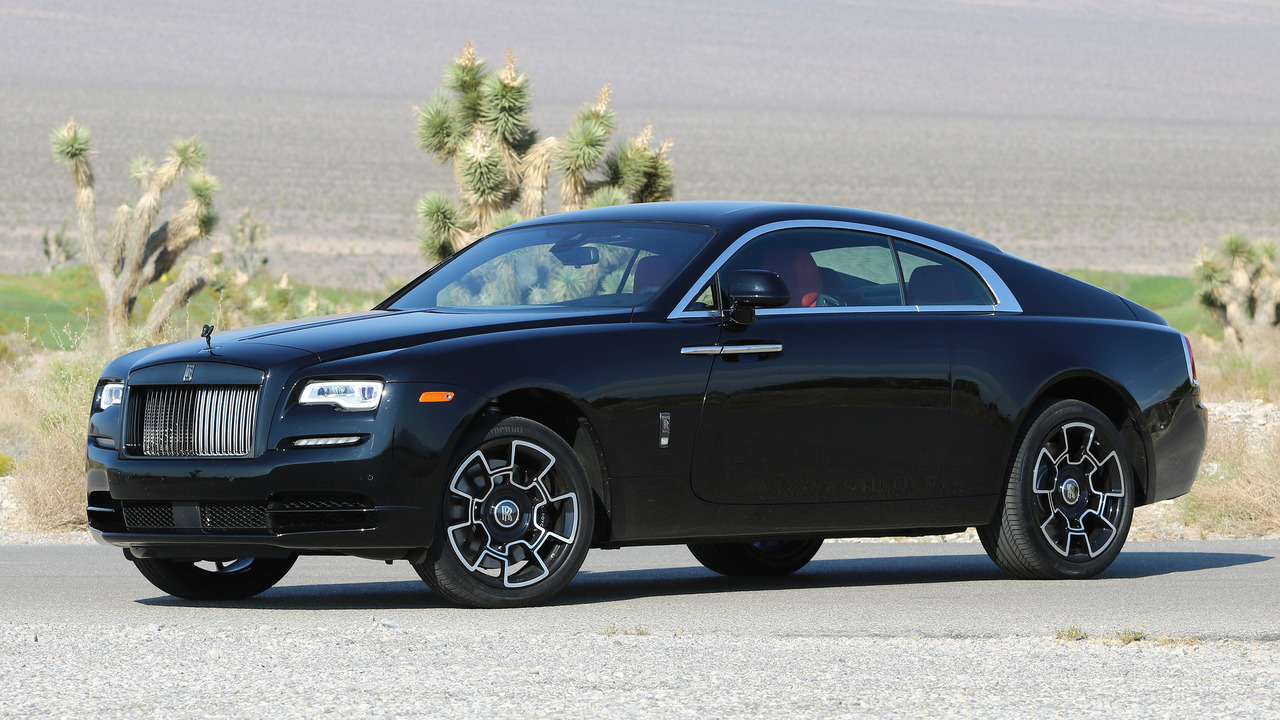 2017 Suvs Worth Waiting For >> First Drive: 2017 Rolls-Royce Wraith Black Badge