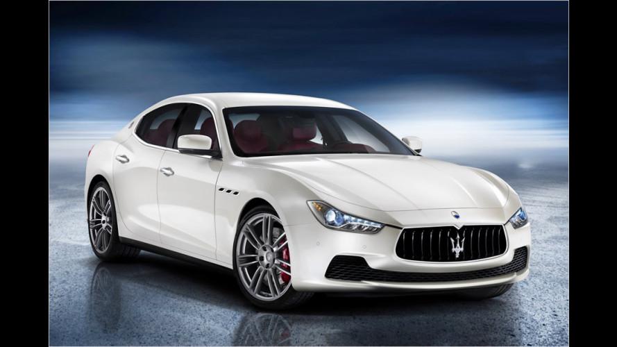 Ghibli: Maserati wetzt den Dreizack