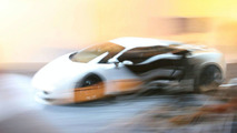 Lamborghini LP560-4 debut in Geneva