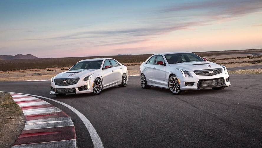 Cadillac ATS-V, CTS-V Championship Edition Celebrates IMSA Success