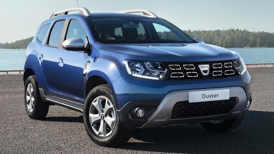 Nuovo Dacia Duster, più tecnologia stessa filosofia