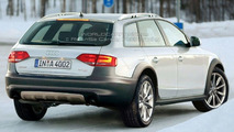 Audi A3 allroad rendering