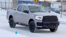 2018 Ford Ranger casus fotoğraf