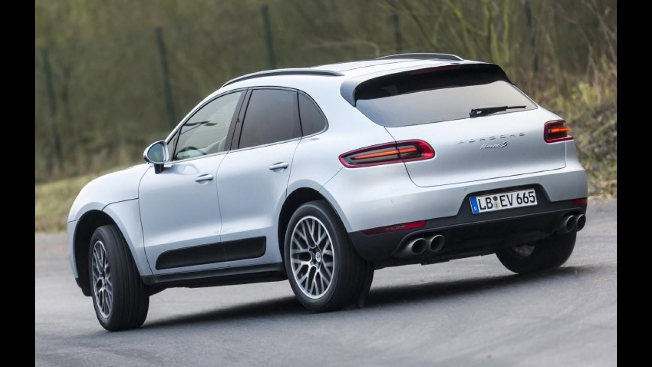 Sucesso: Porsche Macan tem 50 mil pedidos e fila de espera já passa de um ano