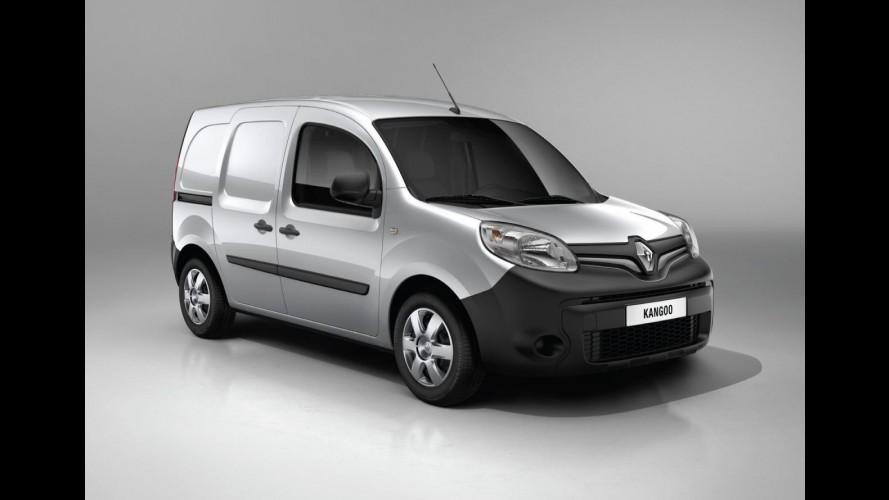 Renault apresenta Kangoo reestilizado na Europa