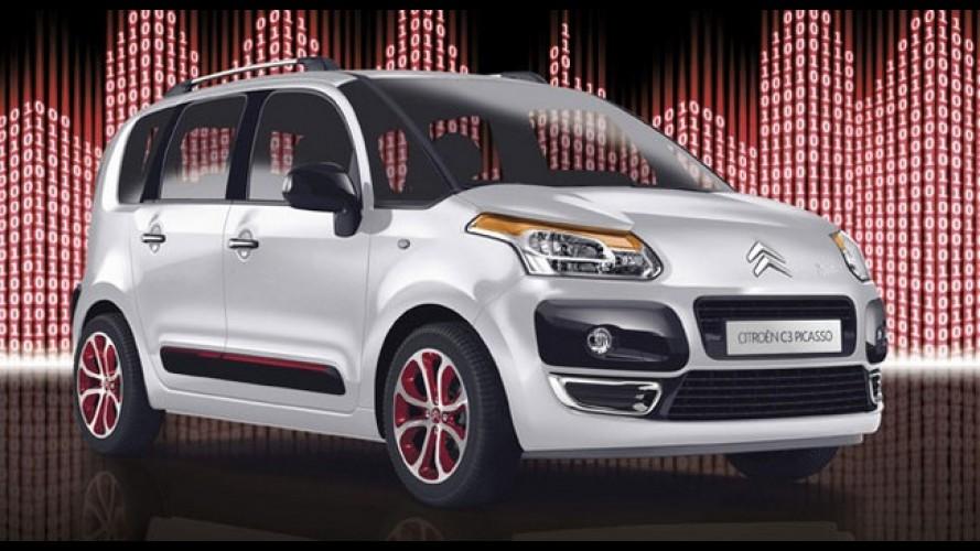 Citroën lança série especial C3 Picasso Code no Reino Unido