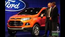 Direto da Índia: Fotos exclusivas do Novo Ford Ecosport e mais detalhes