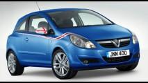 Inglaterra: Vauxhall lança Corsa personalizado para a Copa do Mundo