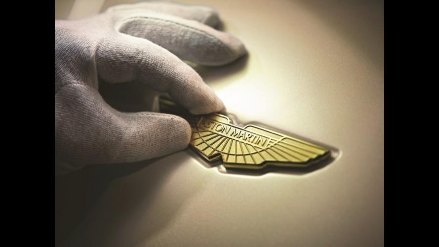 Aston Martin trabalha em um modelo totalmente novo para celebrar seus 100 anos